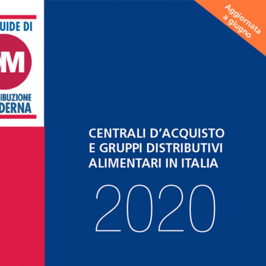 Centrali d'acquisto e Gruppi distributivi alimentari in Italia 2020 (ed. giugno)