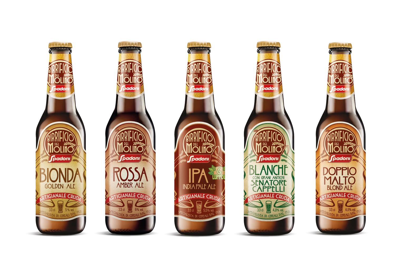 Birrificio del Molino: dallo specialista dei cereali cinque nuove birre artigianali