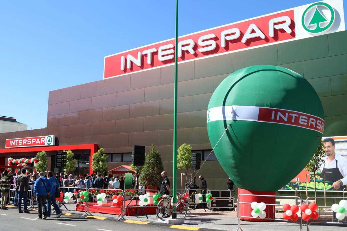 Maiora inaugura un nuovo Interspar a Terlizzi (Ba)