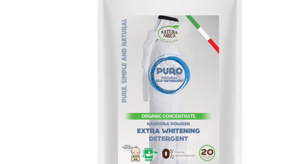 Natura Amica partecipa a Organic & Natural Expo Dubai 2021