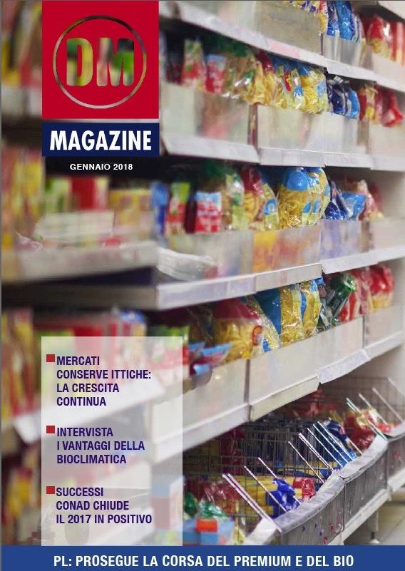 DM Magazine Gennaio 2018