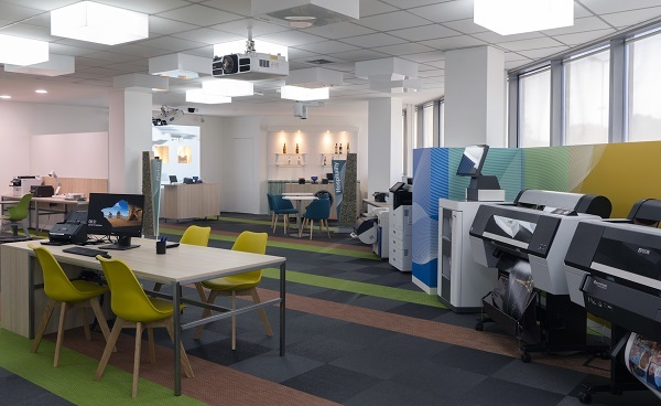 Epson Italia inaugura il nuovo Epson Business Demo Center