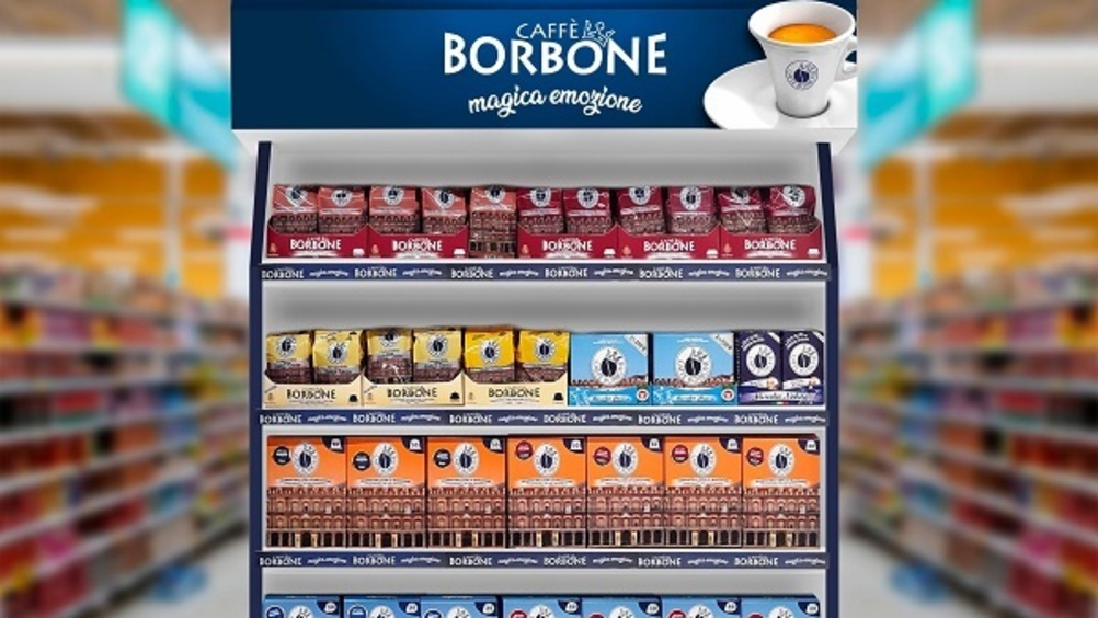 Caffè Borbone incrementa la brand awareness