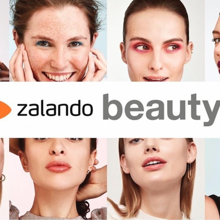 Zalando si lancia nel beauty con 4.000 prodotti e 120 marchi