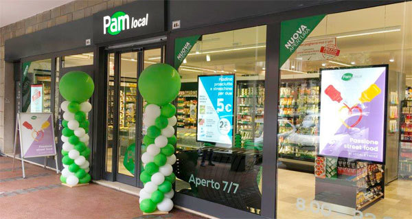 Pam local si espande a Bologna