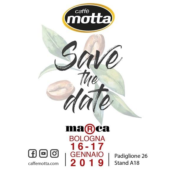 Caffè Motta partecipa a Marca 2019