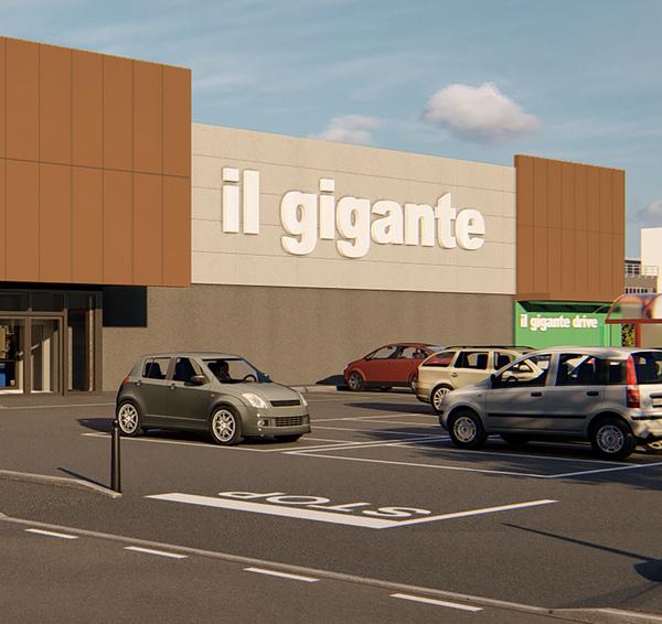 Il Gigante: al via la conversione degli ex negozi Superdì