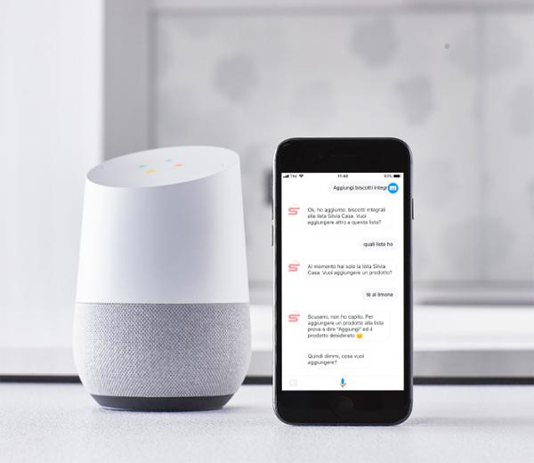 Esselunga sperimenta la spesa con Google Assistant