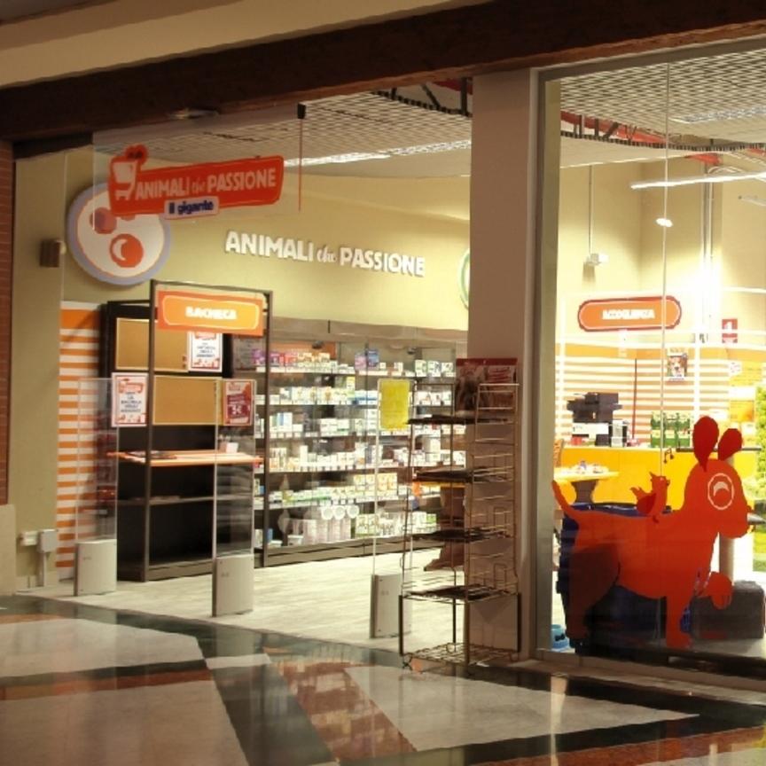 Il Gigante raddoppia nel canale pet store