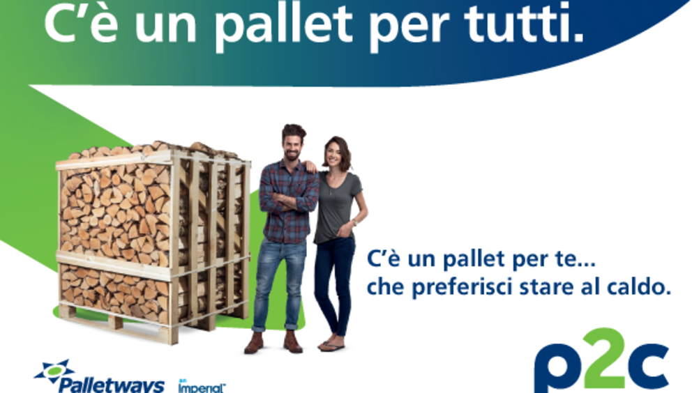 Palletways Italia attiva il servizio P2C