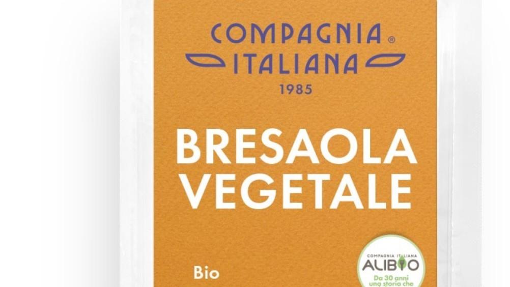 Compagnia Italiana: nuova ricetta per la bresaola vegetale