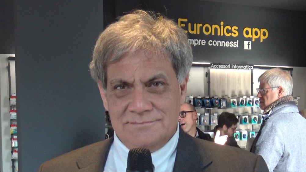 """Euronics inaugura un concept store """"interactive"""" a Milano"""