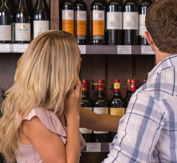 Il vino in Gdo raggiunge gli 8 milioni di ettolitri: parola di Iri
