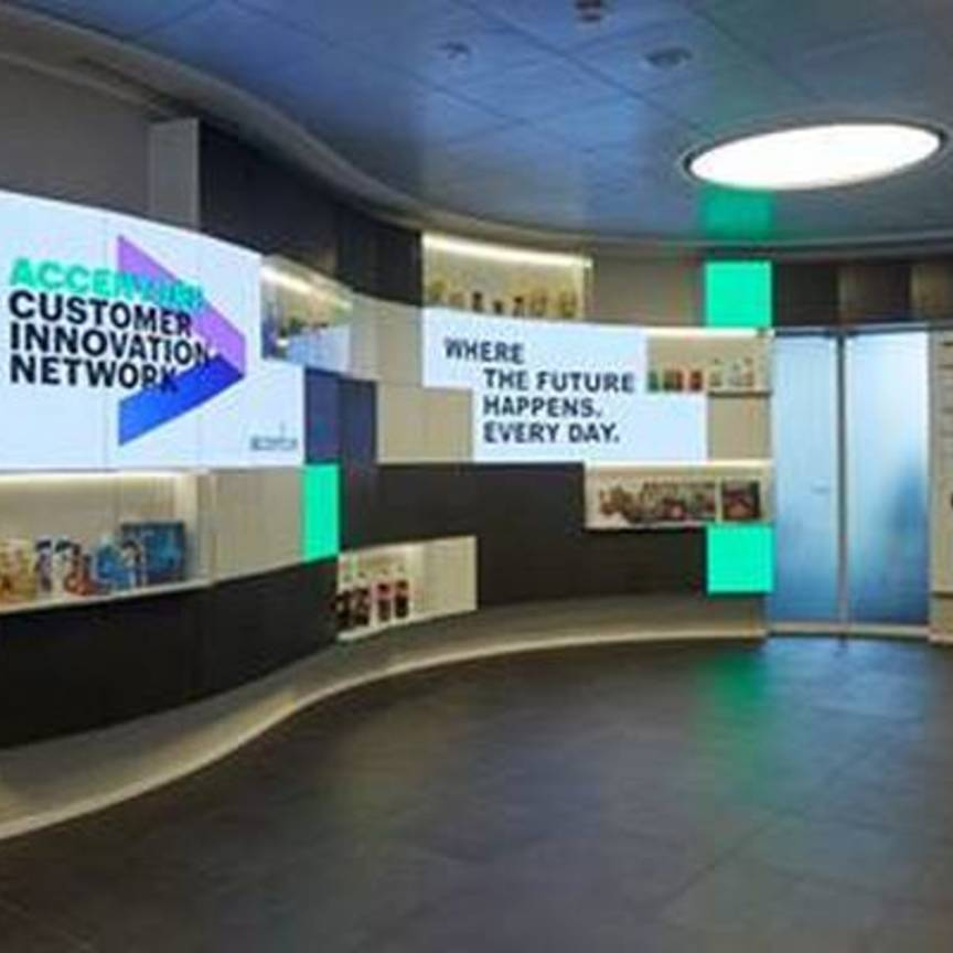 Accenture customer innovation network sbarca a Milano Porta Nuova