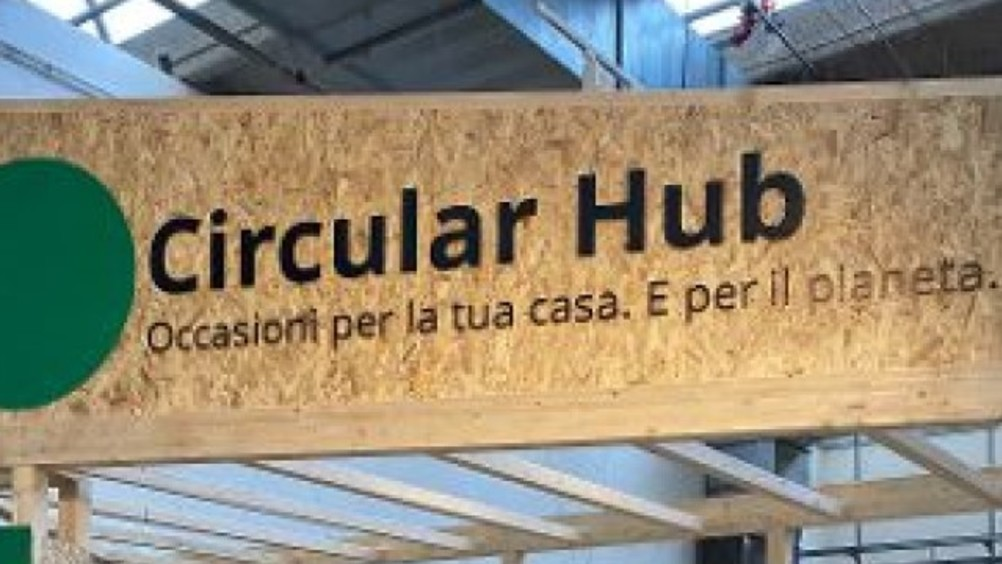 Ikea Italia accelera il suo impegno per l'economia circolare