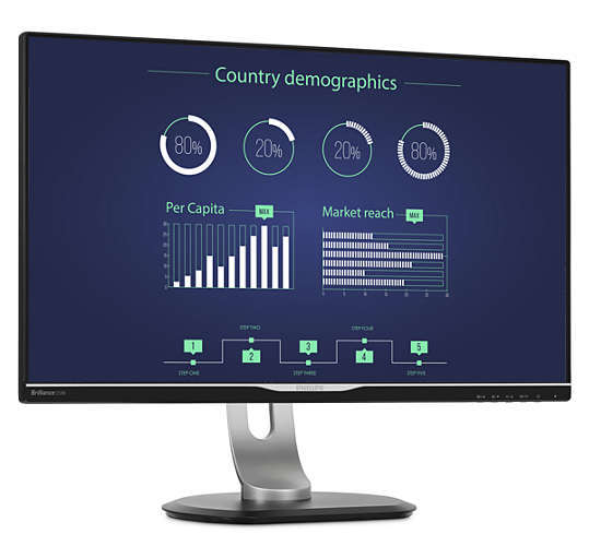 MMD annuncia i nuovi monitor con soluzione USB-C docking station