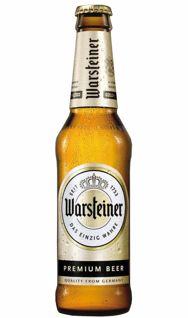 """Warsteiner: arriva la bottiglia """"ecofriendly"""""""