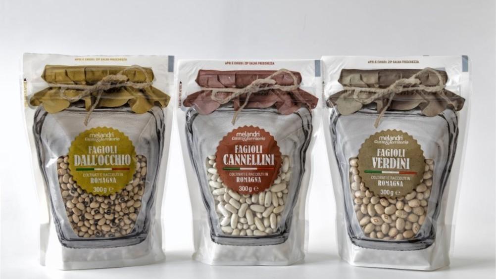 Melandri Gaudenzio presenta una nuova linea di legumi italiani