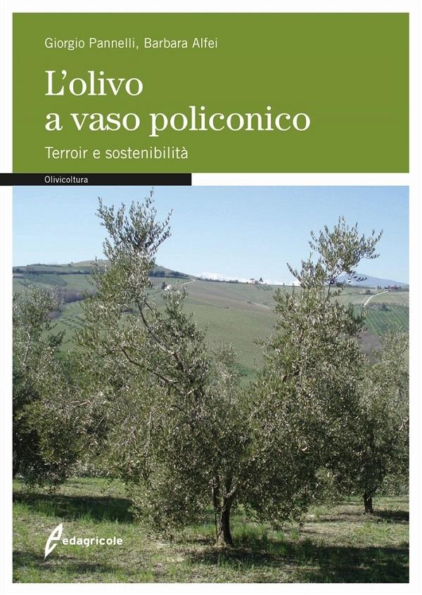 """Arriva in libreria """"L'olivo a vaso policonico"""""""