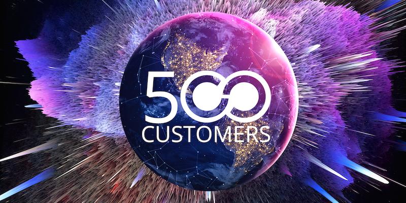 Centric festeggia 500 progetti PLM