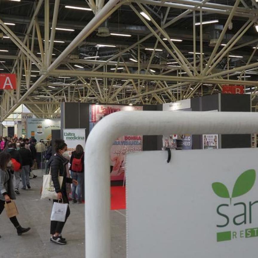 Sana Restart: grande successo per la prima fiera 'in presenza'