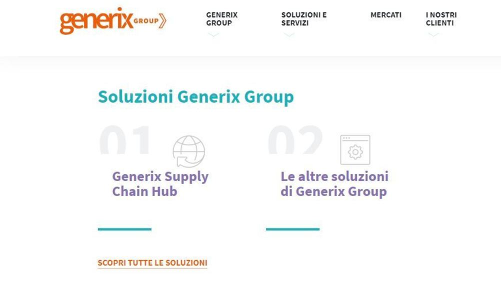 Generix Group nel Magic Quadrant for WMS di Gartner