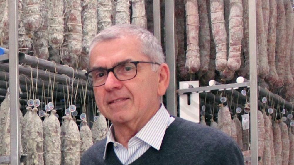 Umberto Boschi confermato alla presidenza del Consorzio Salame Felino Igp