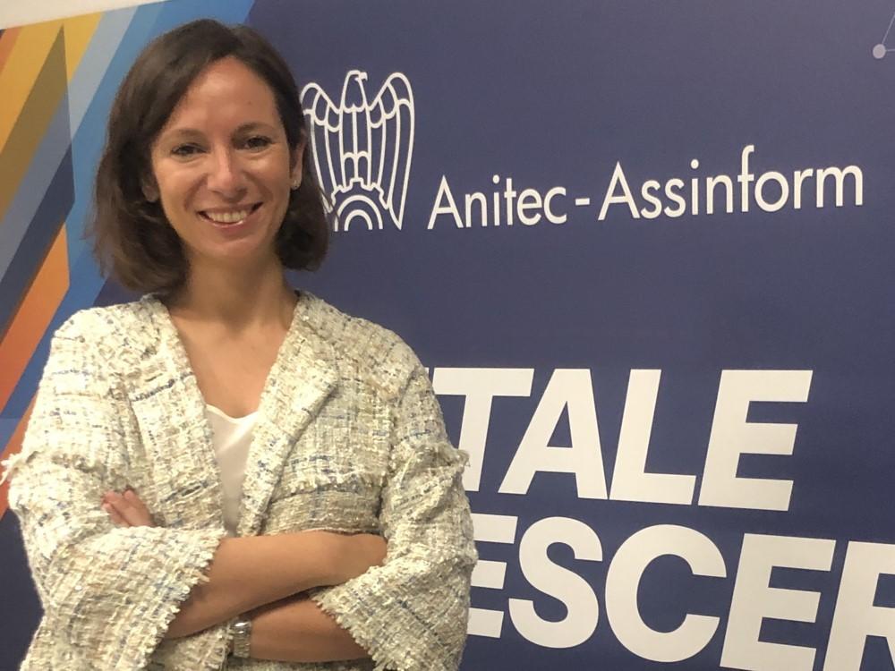 Anitec-Assinform: Eleonora Faina è il nuovo direttore generale