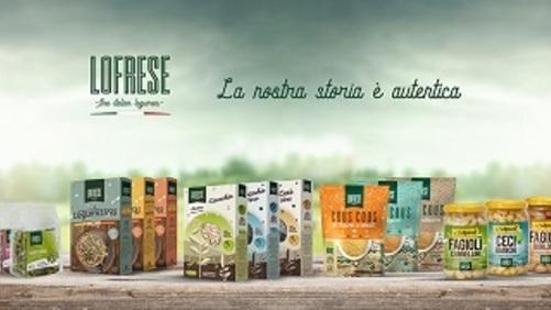 Lofrese propone la nuova gamma di legumi