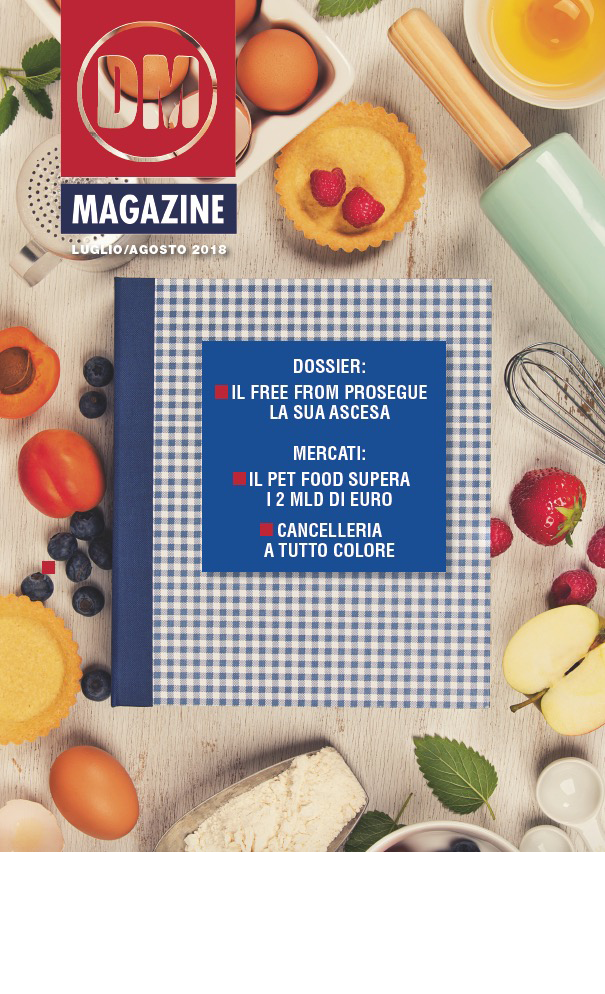 DM Magazine Luglio/Agosto 2018