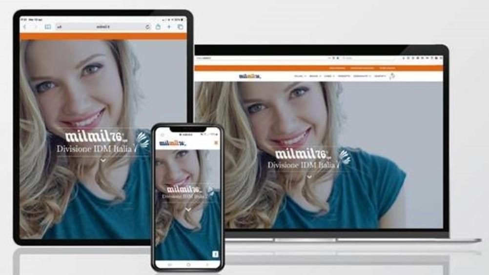 Mil Mil 76: è online il nuovo sito web