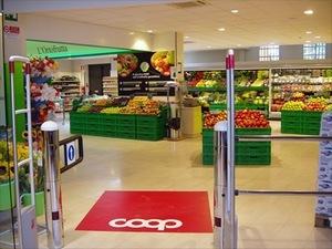 Apre a Conselice il supermercato superverde