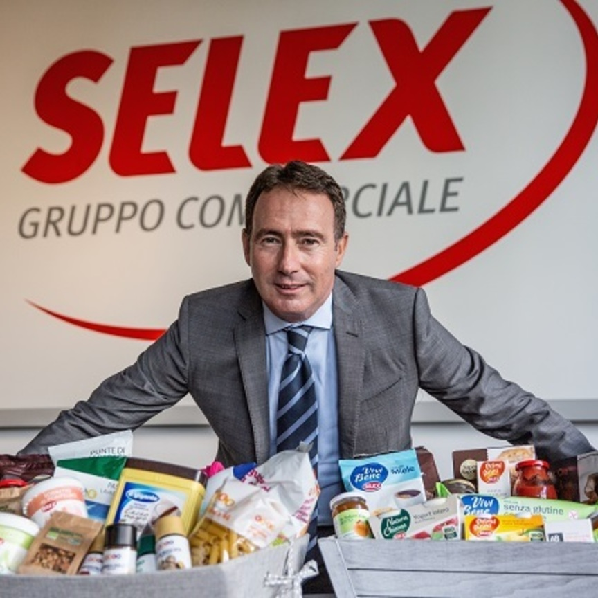 Selex, le marche del distributore crescono a doppia cifra