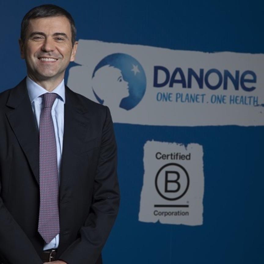 Fabrizio Gavelli nominato ad di Danone Company Italia e Grecia