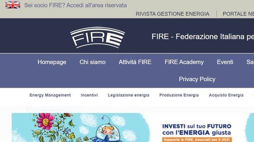Federdistribuzione e Fire: insieme per la sfida dell'efficienza energetica