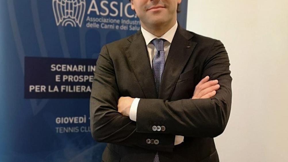 Nicola Levoni, presidente di Assica