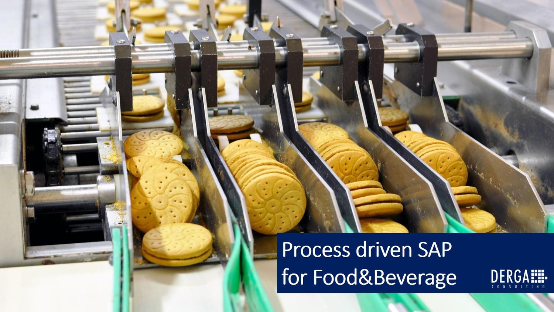 Derga Consulting innova i processi ERP per il Food&Beverage