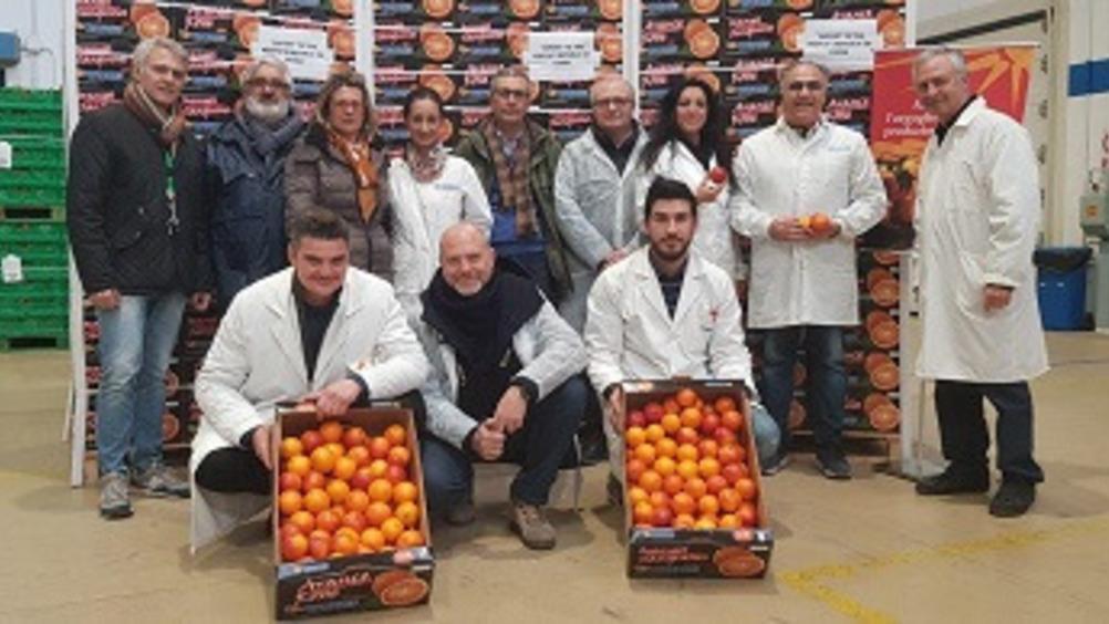 Il Team Export Cina di Oranfrizer