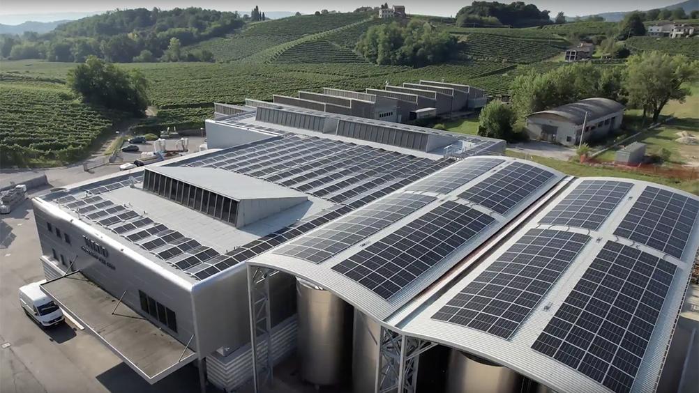 Valdo Spumanti è tra le 100 imprese eccellenti italiane del Sustainability Award