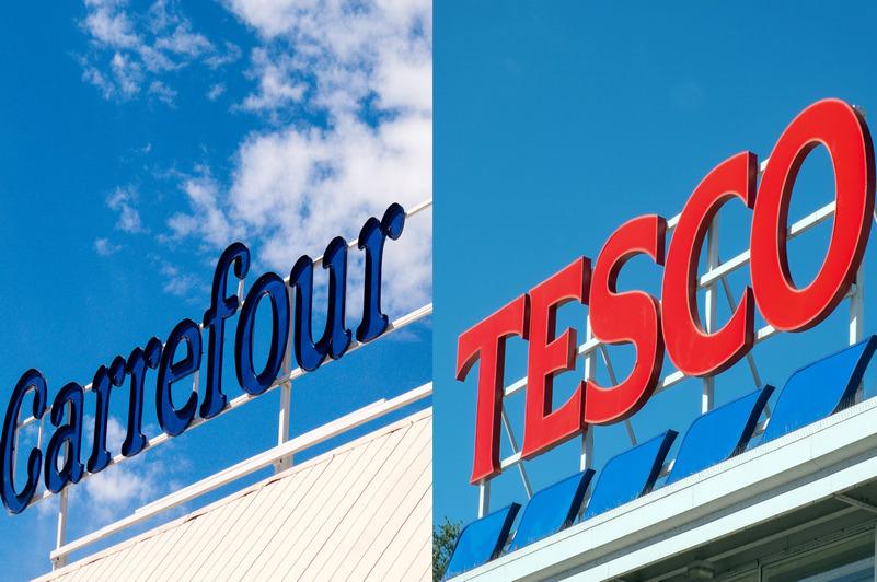 L'antitrust francese mette a dieta la centrale Carrefour-Tesco