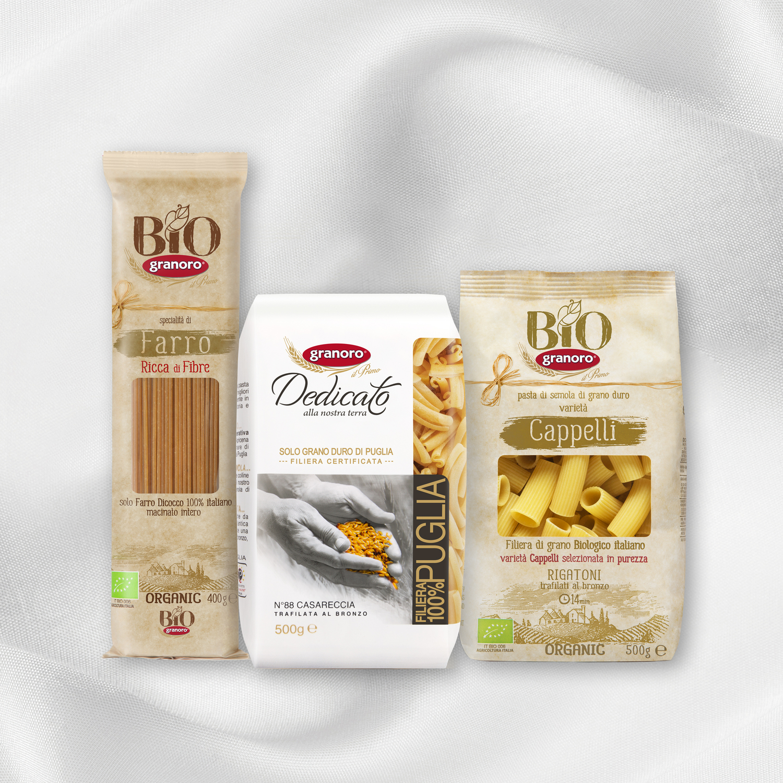 Il Pastificio Granoro è oggi una tra le più importanti realtà produttive  italiane nel settore della pasta secca di semola di grano duro 52c3f07fad73
