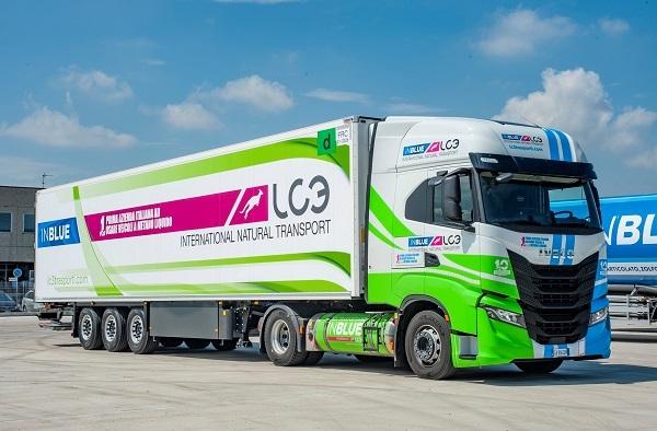 LC3 Trasporti aderisce al progetto 'The climate pledge'