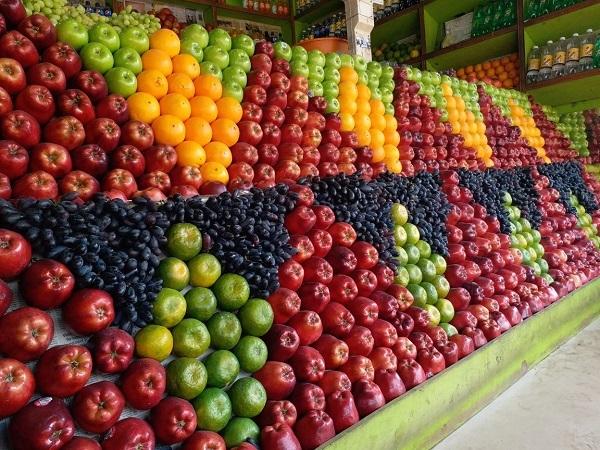 Atlante, le mele italiane volano in India