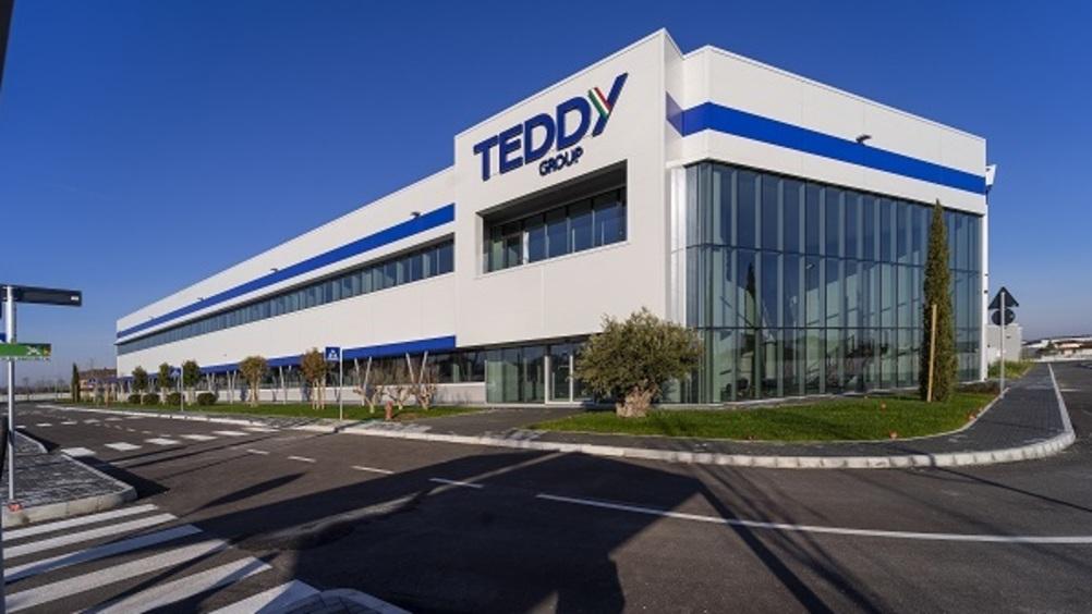Gruppo Teddy inaugura un nuovo centro logistico