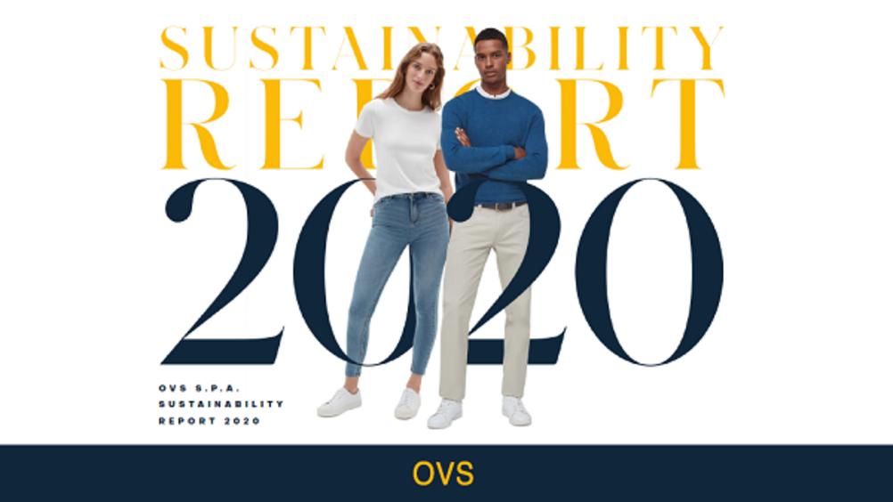 Ovs pubblica il bilancio di sostenibilità 2020
