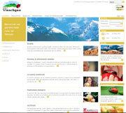 Vi.P on line con un nuovo sito