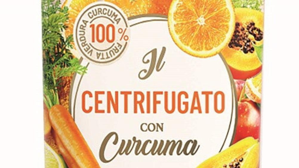 Il Centrifugato con Curcuma