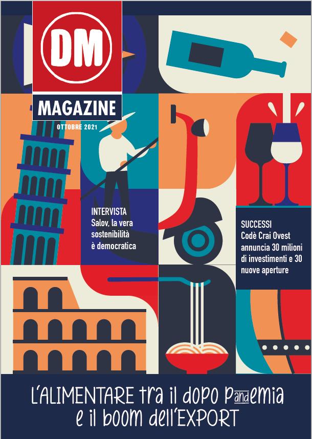 DM Magazine Ottobre 2021