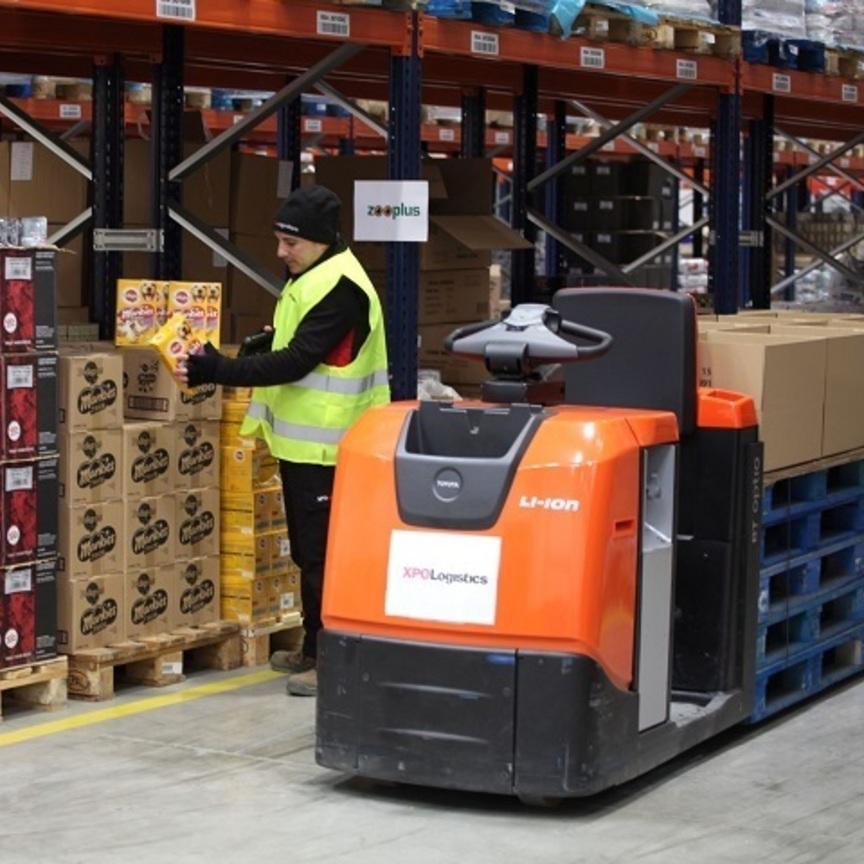 XPO Logistics supporta la gestione delle attività di e-commerce di Zooplus