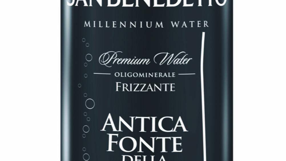 San Benedetto si rinnova con Antica Fonte della salute – Millennium water